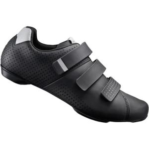 シマノ(SHIMANO) ブラック SH-RT500ML ビンディングシューズ ロードバイク メンズ 自転車 サイクル SPD レース 靴|esports