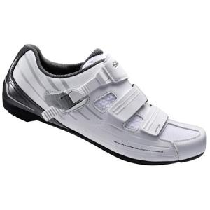 シマノ(SHIMANO) ビンディングシューズ SH-RP300MWE ホワイト 40(25.2cm)〜45(28.5cm) SPD 自転車 サイクル ロードバイク レース スポーツ靴|esports