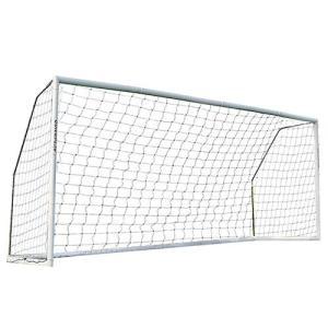 クイックプレイ(QUICKPLAY) 組み立て式 サッカーゴール 5m×2m UPVCフレーム 折り...