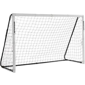 クイックプレイ(QUICKPLAY) 組み立て式 サッカーゴール 2.4m×1.5m UPVCフレー...