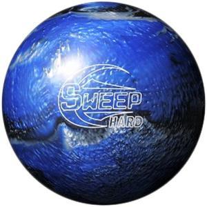 ハイ スポーツ(Hi-SP) スイープ・ハード ブルー×シルバー P-114-4 ボウリングボール ボーリングボール 球|esports