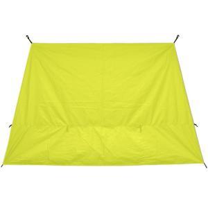 クイックキャンプ ワンタッチタープ 2.5m フルフラップ グリーン QC-TP250 1枚 別売りオプションパーツ サイドウォール|esports