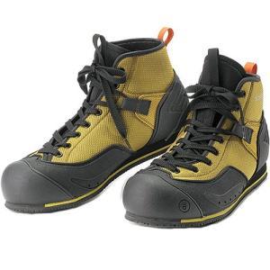 フォックスファイヤー(Foxfire) UL Wading Shoes ウェーディングシューズ 178/アースゴールド 5823708 釣り具 フィッシング ウエーディングシューズ メンズ|esports