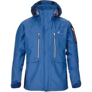 フォックスファイヤー(Foxfire) ストーミーDS ジャケット メンズ 040/ブルー 5213616 アウトドアウェア アウター 釣り シェルジャケット ブラックバス|esports