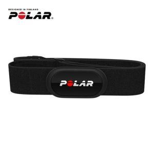 ポラール(Polar) 心拍センサー H10 N ブラック 92075957/92075964 M-XXLサイズ スマートウォッチ ジム トレーニング プール 防水 心拍数 Bluetooth|eSPORTS PayPayモール店