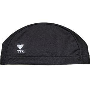 ティア(TYR) トリコットキャップ LYCRA SWIM CAP LCYN BK スイムキャップ 水泳帽|esports