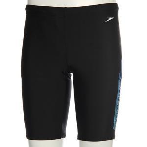 スピード(speedo) メンズ スパッツ SD87S88H (KB)ブラック/ブルー メンズフィットネス水着 男性用|esports