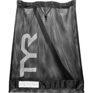 ティア(TYR) メッシュ エキップメント バッグ BK 75L LBD2 メッシュバッグ 水泳小物 収納 パドル・フィン・プルブイ|esports