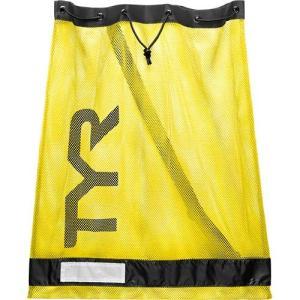 ティア(TYR) メッシュ エキップメント バッグ FYL 75L LBD2 メッシュバッグ 水泳小物 収納 パドル・フィン・プルブイ|esports