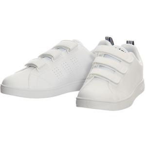 アディダス(adidas) ネオ(NEO) バルクリーン2 VALCLEAN2 CMF ベルクロ ホワイト/カレッジネイビー AW5211 アディダスネオ スニーカー メンズ レディース|esports