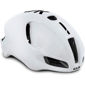 カスク(KASK) ヘルメット UTOPIA ホワイト/ブラック 自転車 サイクル ロードバイク レ...
