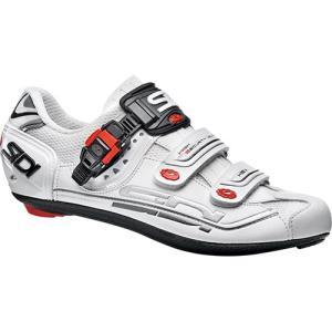 シディ(SIDI) ジェニウス GENIUS 7 ビンディングシューズ WHT/WHT ホワイト/ホワイト SPD-SL 自転車 サイクルシューズ ロードバイク スポーツ カーボン|esports