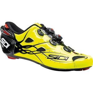 シディ(SIDI) ビンディングシューズ ショット SHOT BRIGHT YEL 自転車 サイクル ロード 靴 SPD-SL|esports