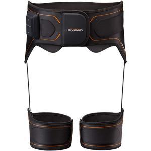 ヒップアップに必要な筋肉を効率的に鍛える。身体にフィットする「布製ベルト」追従性に優れた柔らかい布を...