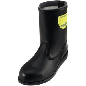 ノサックス(Nosacks) 舗装工事用安全靴 HSK208 半長靴 ユニセックス メンズサイズ ブラック 30cm HSK208B2 ワークシューズ 道路 現場作業
