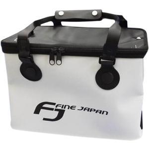 ファインジャパン(FINE JAPAN) EVAバッカンフタ付き WH 33cm BK-2084 釣り フィッシング|esports