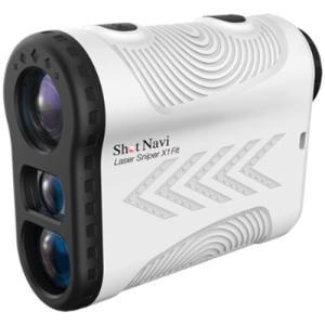 ショットナビ(SHOT NAVI) ゴルフ レーザースナイパー X1 フィット Laser Snip...