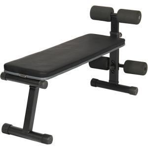 リーディングエッジ マルチシットアップベンチ フラットベンチ 兼用 腹筋台 トレーニングベンチ LE-B40 LEADINGEDGE 腹筋 筋トレ ダンベルプレス ベンチプレス