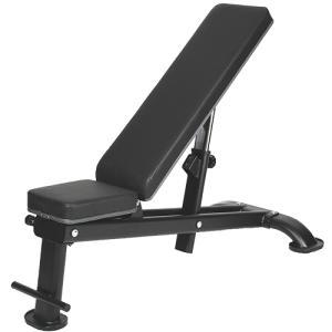 リーディングエッジ インクライン フラットベンチ 高強度 ダンベル トレーニングベンチ インクラインベンチ LE-B90 トレーニング器具 プレスベンチ