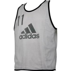 ミニゲームや練習に不可欠のサッカー用ビブスです。番号入り10枚セット。・背番・胸番プリント付き(2番...