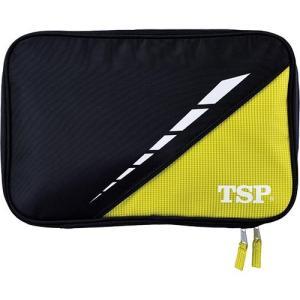 ティーエスピー(TSP) 卓球 ラケットケース プリーレケース ライム 40505 280 卓球用品 カバー バッグ|esports