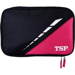 ティーエスピー(TSP) 卓球 ラケットケース プリーレケース ピンク 40505 300 卓球用品 カバー バッグ|esports