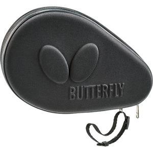 バタフライ(Butterfly) 卓球 ラケットケース ポルティエ ハードフルケース ブラック 62880 278 卓球用品 カバー バッグ|esports