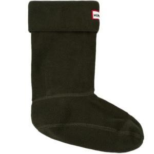 ハンター(HUNTER) ブーツ ソックス ショート ダークオリーブ UAS3011AAA 靴下 フリース 防寒 esports