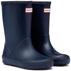 ハンター(HUNTER) キッズ ファーストクラシック ネイビー KFT5003RMA 長靴 ラバーブーツ 雨靴 子供用 esports