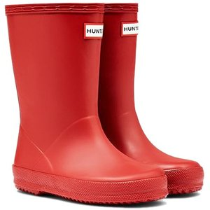 ハンター(HUNTER) キッズ ファーストクラシック ミリタリー レッド KFT5003RMA 長靴 ラバーブーツ 雨靴 子供用 esports