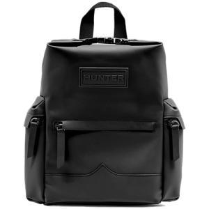ハンター(HUNTER) オリジナル ミニ ラバーレザー バックパック BLACK UBB5010LRS 鞄 バッグ リュック ザック デイパック esports