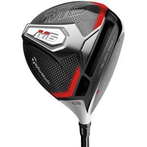 テーラーメイド(TaylorMade) メンズ ゴルフクラブ M6 ドライバー FUBUKI TM5 カーボンシャフト装着 10.5° ゴルフ クラブ 右利き用 日本仕様
