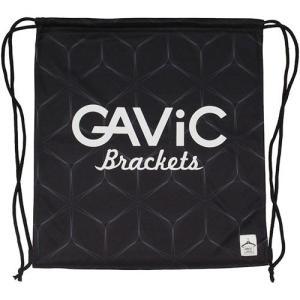 ガビック(GAVIC) ランドリーバッグ GA9329 BLK フットサル サッカー ジムサック ナップサック リュックサック|esports