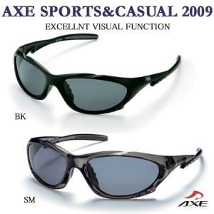 アックス(AXE) スポーツサングラス 偏光サングラス SC-1027P 偏光レンズ ゴルフ フィッ...