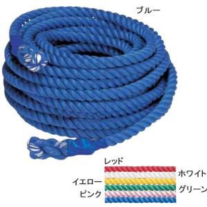 エバニュー(EVERNEW) カラー綱引きロープ36mm EKA422 運動会用品