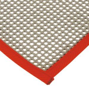 エバニュー(EVERNEW) すべり止めネット 90×180 EKF075 平均台・ロイター板・ふみきり板