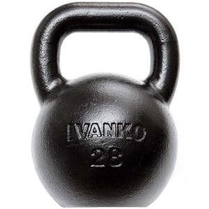 IVANKO(イヴァンコ) ケトルベル20kg IV-KDB-20KG ダンベル/筋トレ
