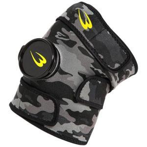 ボディメーカー(BODYMAKER) アイシング サポーター COLDPLUS ニー カモフラージュ AH002 CF アイシングバッグ用 ひざ 膝 ボディケア