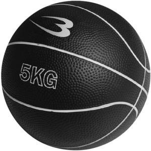 ボディメーカー(BODYMAKER) メディシンボール 5kg ブラック MBG25 トレーニング ...