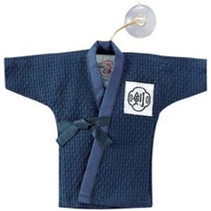 九櫻(クサクラ) マスコット剣道衣(紺) KM2 剣道グッズ 09 アクセサリー|esports