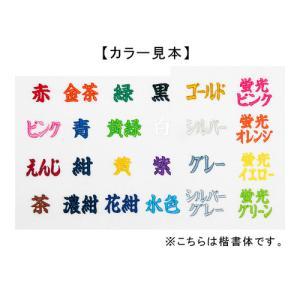 九櫻(クサクラ)ネーム刺繍(上衣)1文字 NJ1 ネーム加工料|esports