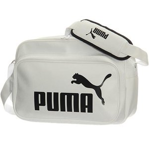プーマ(PUMA) トレーニング PU ショルダーバッグ M プーマホワイト 075370 05 エ...