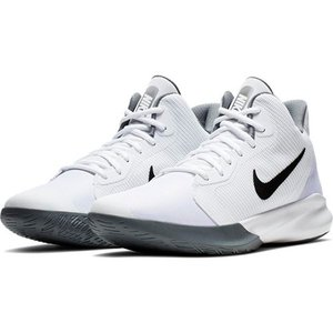 ナイキ(NIKE) メンズ レディース バスケットボールシューズ プレシジョン III ホワイト/ブラック AQ7495 100 バスケットボール バスケットシューズ バッシュ