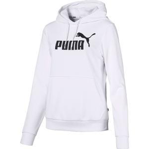 プーマ(PUMA) トレーニングウェア レディース ESS ロゴ フーディ プーマホワイト 8538...