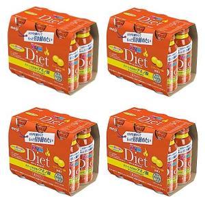 明治 ヴァーム(VAAM) ヴァームダイエット6缶パック(200ml/1缶) 4パックセット 24本 2650732×4 VAAM アミノ酸 減量 esports
