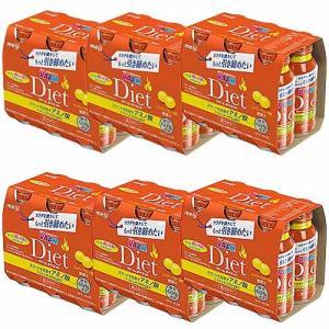 明治 ヴァーム(VAAM) ヴァームダイエット6缶パック(2...