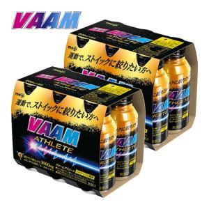 明治 ヴァーム(VAAM) スーパーヴァーム6本パック(200ml/1本) 2セット 2650706*2 アミノ酸 体脂肪 燃焼 減量 esports