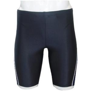 ラシエロ(LACIELO) インナー付きメンズキングスイムパンツ BLK/BLU LMP1614K メンズフィットネス水着 男性用|esports