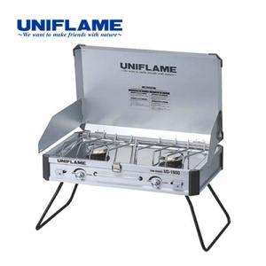 ユニフレーム UNIFLAME バーナー ツインバーナーUS...