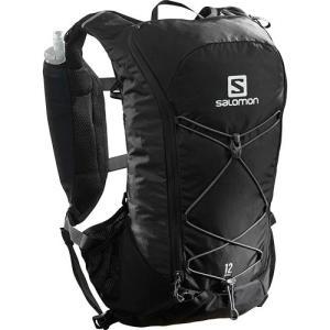 サロモン(SALOMON) バックパック AGILE 12 SET Black LC1305100 ...